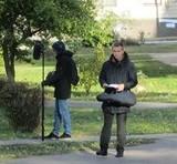 Парк Сосновый стал местом съемок фильма о скрипаче