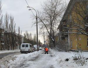 Дворники будут зарабатывать по 9 тысяч гривен?