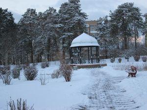 Бюветні комплекси переводять у зимовий режим