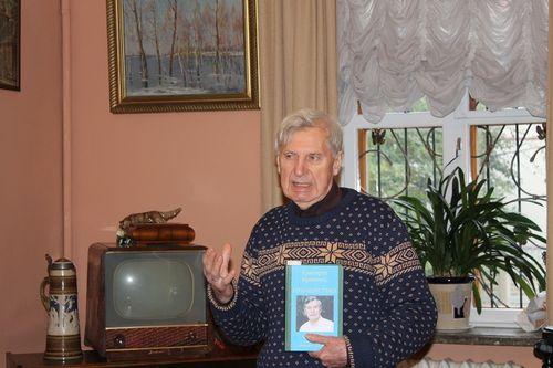 Ювілей українського письменника Григорія Кримчука
