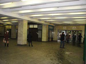Підходи до київського метро стають просторішими