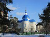 Водохреща: храм Пантелеймона запрошує на лісове озеро, а депутат Тесленко - на ставок