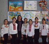 День Соборності України у 103-й школі