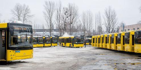 Новий автобусний маршрут через Дарницьку площу