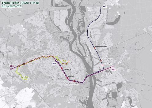 Проект Tram-Train