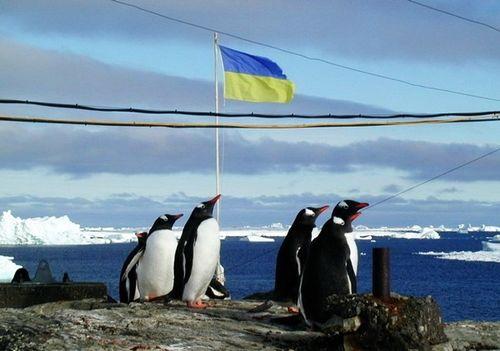 Украинская полярная станция