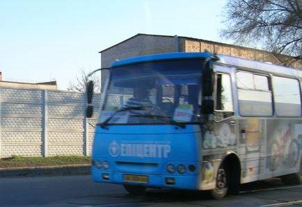 Безкоштовна маршрутка ДВРЗ-Епіцентр відновила роботу