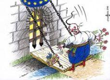 Безвіз для України у малюнках Олега Смаля