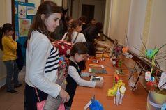 Виставка-конкурс дитячих робіт