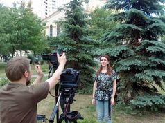 У парку Сосновому читали Шевченка