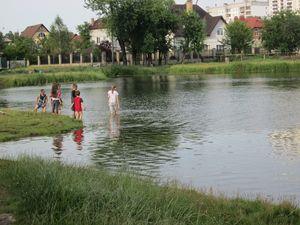 Озеро Сеноманське на ДВРЗ