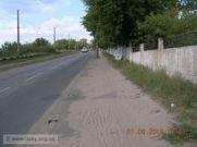 Запит на відновлення дорожньої розмітки на мосту ДВРЗ