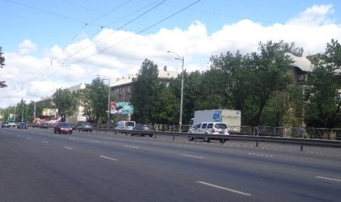 Проспект Юрія Гагаріна