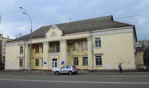 Колишній будинок культури ДарТЕЦ
