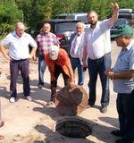 Реконструкція водовідведення та каналізування приватного сектору ДВРЗ триває
