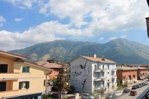 Киевский художник нарисовал мурал на конкурсе в Италии