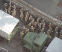Вчера в Киеве прошла вторая репетиция военного парада ко Дню Независимости