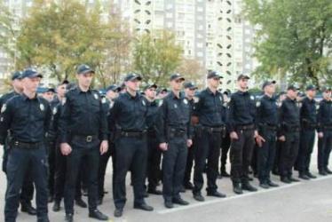 Лівобережний полк патрульної поліції розташували у Старій Дарниці