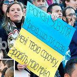 Іспанська вболівальниця за допомогою Google-перекладача попросила футболку Романа Зозулі