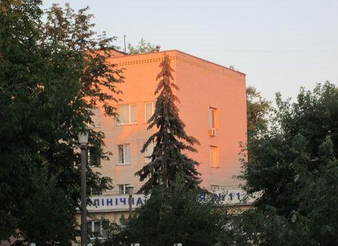 Київська міська клінічна лікарня №11 (місцевість ДВРЗ)