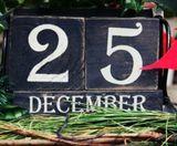 25 декабря станет выходным днем в Украине