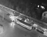 211-а маршрутка зіткнулася з трамваєм