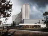 Вместо гостиницы Славутич будет офисный центр