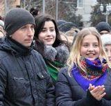 На батьківщині Леонтовича тисяча людей заспівали всесвітньо відомого Щедрика