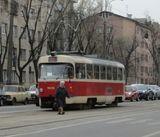 На період ремонту на ДВРЗ ходитимуть автобуси замість трамваїв