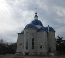 Храм св вмч Пантелеймона допомагає сусідній лікарні