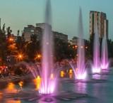 Графік роботи русанівських фонтанів