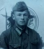 Родился в Донецкой области, учился в 11-й школе Киева, погиб при освобождении Белоруссии