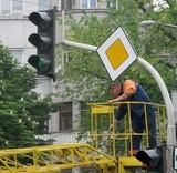 На Гродненській планують встановити світлофор за 2,5 мільйони гривень