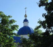 Богослужіння на Трійцю в храмі св вмч Пантелеймона