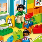 Для садочків ДВРЗ пропонують купити конструктори LEGO