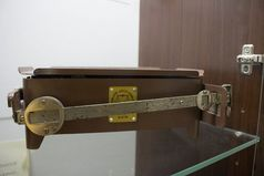 В киевском музее весов хранится образец продукции ДВРЗ