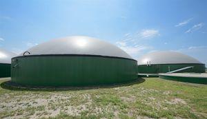 На Одещині побудували біогазовий комплекс