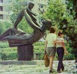 На Березняки повернеться скульптура часів заснування масиву