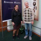 Олена Мокроусова з учасниками заходу