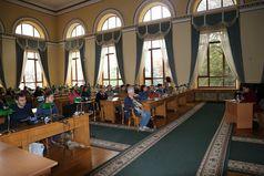 Лекція-презентація фотовиставки Олени Мокроусової
