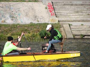 Водноспортивний фестиваль на Русанівці