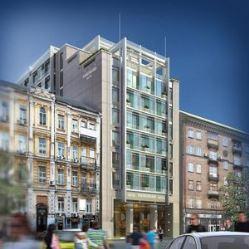 Проект нової будівлі