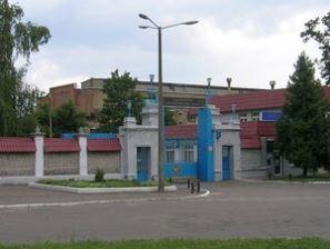 Дарницький вагоноремонтний завод. Сучасний вигляд