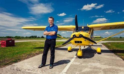 Українська компанія продає двомісні літаки в 30 країн світу