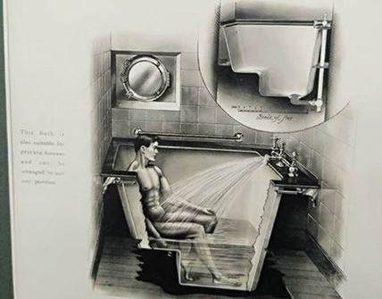 Виставка в Музеї історії туалету
