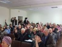 На Березняках пройшла звітна конференція ОСН