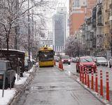 Делініатори покращать рух громадського транспорту