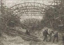 Хід будівництва ДВРЗ у 1934 році