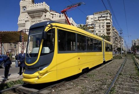 У Єгипті почали експлуатацію українського трамвая