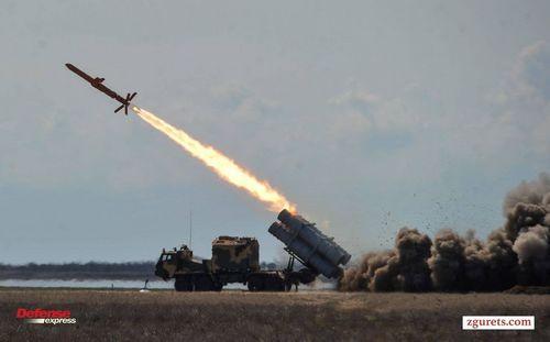 Україна освоїла виробництво власного протикорабельного ракетного комплексу
